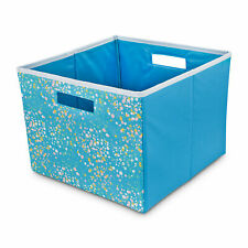 """Oh Joy! Oh How Neat! Collapsible Dog Toy Box, 13"""" L x 13"""" W x 10"""" H"""