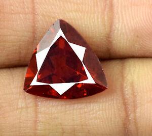 100% Natural Trillion Orange Spessartine Garnet Gems 11.75 Ct Certified F2459