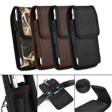 Belt Clip Holster Pouch Carrying Case For Samsung Galaxy S10 Plus S9 S8 Note 9/8