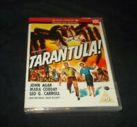Tarantula  Blu Ray Brand New & Sealed  Region B dual format with dvd R2