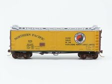 N Scale InterMountain NP Northern Pacific Steel Reefer #91187