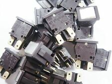 100 x Wippschalter Schalter 2xEIN-AUS 250V10A Kontroll Leuchte Anzeige#3S39#