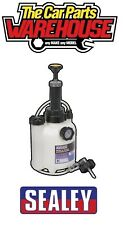 New Sealey Brake & Clutch Bleeding System Kit 2.5 ltr solo ( one man )