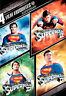 Superman 1, 2, 3, 4 (DVD, 2-Discs) Christopher Reeve, Margot Kidder