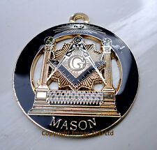 Mason Freemason Altar Square Compass Vintage Style Pendant All Seeing Eye