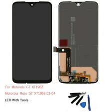 Motorola Moto G7 XT1962-1-4 LCD Display Touch Screen Assembly Replacement