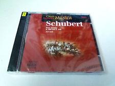 "JENO JANDO ""SCHUBERT PAIANO SONATAS D 960 D 958"" CD 8 TRACKS PRECINTADO SEALED"