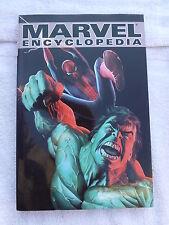 Marvel Encyclopedia Volume 1 Hc Hardcover hulk spiderman