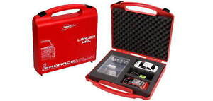 QQ 50407 NINCO Mitsubishi Lancer WRC N Gauge Building Kit Prorace IN Briefcase
