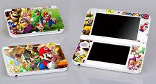 Super Mario Party 110 Vinyl Decal Skin Sticker for Nintendo 3DS XL/LL