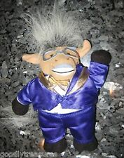 Meanie Beanie Babies Infamous Series Donkeying Don King