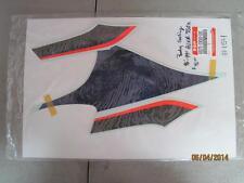 NEW OEM 96-99 Suzuki GSX750X Katana Body Cowling Decals Sticker Vinyl #154