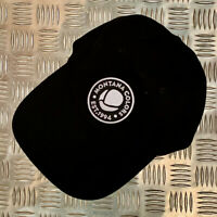 MTN Polo Cap - Est.1994 by Montana Colors - Black with Black & White Logo Detail