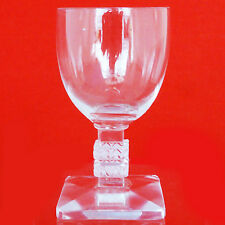 "ARGOS Liqueur 3.24"" tall #6 Lalique Crystal #15090 made in France NEW NEVER USED"