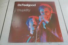 DR FEELGOOD STUPIDITY LP DUTCH 1976