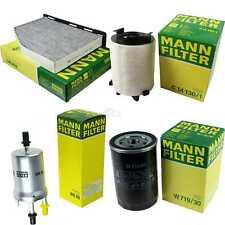 Mann-filter Set VW Golf V 1K1 2.0 Bj.06-08 10227634