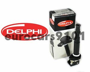 New! BMW M5 Delphi Ignition Coil GN10563-11B1 12137841556