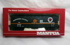 Mantua HO Scale Northern Pacific Heavy STL Reefer Car NP # 99606 New