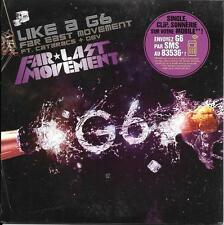 CD CARTONNE CARDSLEEVE LIKE A G6 FAR EAST (LAST)  MOVEMENT 2t NEUF SCELLE FRANCE