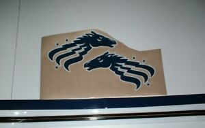 CFL BALTIMORE STALLIONS FULL SIZE FOOTBALL DECALS
