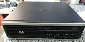 HP 8000 Elite Business USDT CORE DUO E5400 2.70 Ghz / 100 Go SSD / 2 Go / Win 10