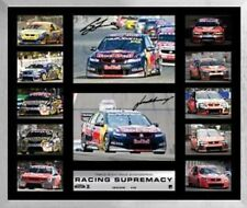 V8 Supercars Redbull Racing Supremacy Lowndes Whincup Signed Free Brock Trophy