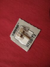 SHURE N75B Type2 stylus needle original NOS NIB