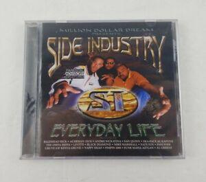 Side Industry Everyday Life CD 1999 Million Dollar Dream SEALED Andre Nikatina