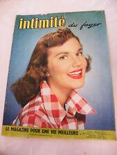 Revista Intimité de la Hogar Nº619 Novela Fotos