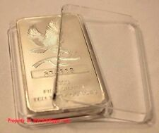 1 AIR-TITE Direct Fit Capsule Holder for 10oz Silver Bar Acrylic Case Airtite