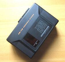 NORDMENDE AM/FM Clipper TC50 Walkman Kassettenspieler Cassette Player Extra Bass