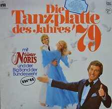 Günter Noris & Big Band armée-les tanzplatte de l'année'79-LP-ko02