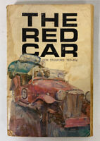 The Red Car by Don Stanford 1967 Paperback Book