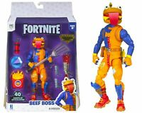 Fortnite Legendary Series Beef Boss Action Figure Pack Toy NEW
