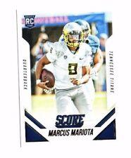 Marcus Mariota, (Rookie) 2015 Panini Score, Football Card !!