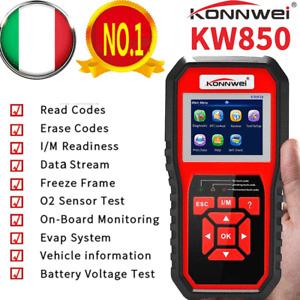 KONNWEI KW850 OBDII/OBD2 EOBD II LETTORE codice diagnostica TESTER SCANNER Tool