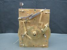 More details for antique grandfather longcase clock movement for repair spares or parts