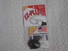 Surfco Hawaii Ez Plug Stick On Emergency Leash Plug Replacement Kit Brand New