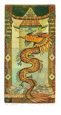 Exlibris Etching Bookmark: Drimaylo