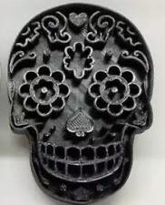 3d Printed Sugar Skull Cookie Cutter