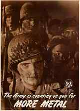 ESERCITO USA WWII Posters USA n° 107 - DVD