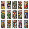 MARVEL COMIC COVERS VINTAGE SPIDERMAN HULK PHONE CASE COVER for iPHONE 5 6 7 8 X