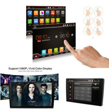 Android 7.1 1 Din Car 9 Inch Bluetooth Stereo Head Unit Media Player Handsfree