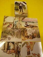 Dinatopia Collectable Cards (1995) - Complete 72 Card Base Set