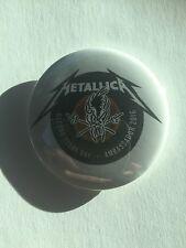 Record Store Day RSD 2016 Metallica Button Rare Hard to Find