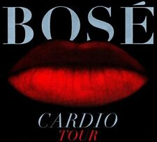 Cardio Tour [Digipak] by Miguel Bosé (CD, 2011, 2 Discs, Warner Music)