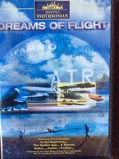 Sports-3 Episodes-Dreams of Flight: Air Collection (DVD, 2003)-Color-150 Minutes