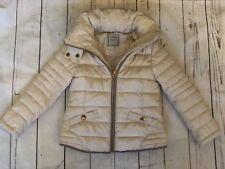 Girls Next SIZE 5-6 Years (up to 116cm) Cream Jacket *Coat VGC!!!