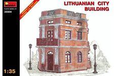 Miniart 35504 1/35 Lithuanian City Building