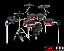 Alesis Strike Kit 8pce Professional Performance Electronic Drum Kit Mesh Head